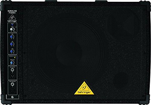 Behringer Eurolive F1320D Active 300-Watt 2-Way Monitor Speaker System