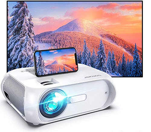 Bomaker WiFi Mini Outdoor Projector HD 1080P and 300#039#039 Display Supported 150 ANSI Lumen Portable Outdoor Movie Projector Home Theater Wireless Mirroring for iPhone/TV Stick/PS4/DVD/Android/Windows