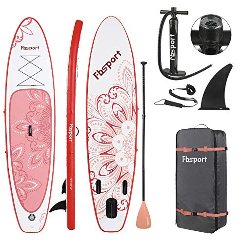 FBSPORT Stand Up Paddle Board Gonflable, 15 cm...
