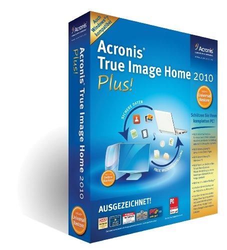 Acronis True Image Home 2010 Plus (Mini-Box)
