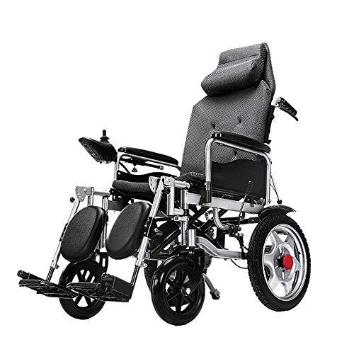 Inicio Accesorios Ancianos Discapacitados Silla de ruedas autopropulsada plegable ligera Silla de ruedas eléctrica Scooter para ancianos Plegable automático inteligente Portátil ultraligero Persona