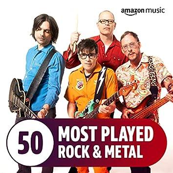 Most Played Rock & Metal