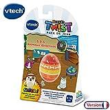 VTech - RockIt TWIST - Jeu SOS Animaux détectives, jeu console éducative