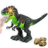 Toysery Simulated Flame Spray Tyrannosaurus T-Rex...