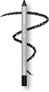 Sponsored Ad - Wunder2 SUPER-STAY LINER Makeup Eyeliner Pencil Long Lasting Waterproof Eye Liner, Color Essential Black Matte
