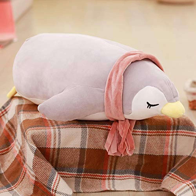 DONGER Pinguin Spielzeug Groes Kissen Puppe Puppe Puppe Kreative Geburtstagsgeschenk Mdchen Niedlichen Kissen, Pinguin, 90 cm