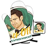 Wil Anderson - F Ck Off It 'S A Free Podcast (T-Shirts, Etc ) Oven Mitts And Pot Holders Set, Heat Resistant Kitchen Bake Gloves Non-Slip Pot Holders For Cooking, Baking,Grilling, Barbecue ,Bbq