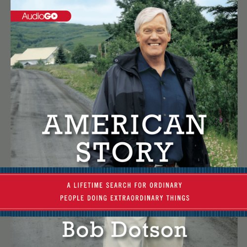 American Story audiobook cover art