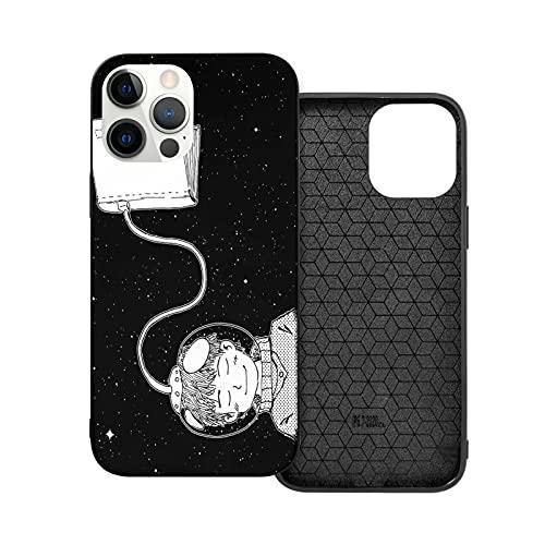 Fairy Tale - Cover per iPhone 12 e iPhone 12 Pro da 6,1', in gel di gomma TPU, antiscivolo, antiurto, per iPhone 12