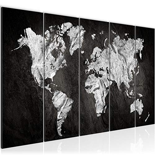 Wandbild Wandbild Weltkarte
