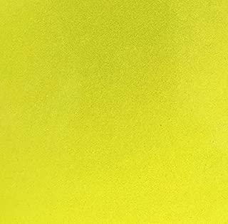 Qbc Craft Lemon Yellow Reflective Adhesive Vinyl Tape (12 Pack) 3.5