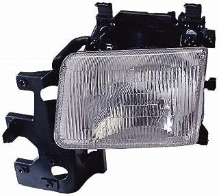 Headlight Replacement For Dodge Ram Van Full Size Model Passenger Right Side Rh 1994 1995 1996 1997 Headlamp Assembly