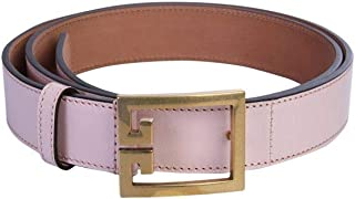 Luxury Fashion   Givenchy Womens BB400HB0NH650 Pink Belt   Spring Summer 20