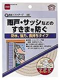 ニトムズ 防水ソフトテープ 白 8mm×12mm×2m E0321