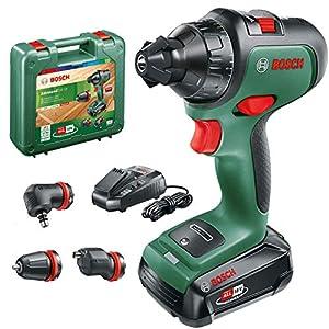 immagine di Bosch Home and Garden 06039B5007 Trapano, 18 W, 18 V, Green
