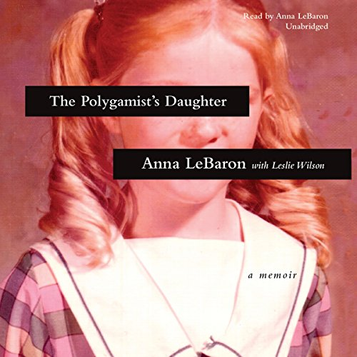 The Polygamist's Daughter audiobook cover art