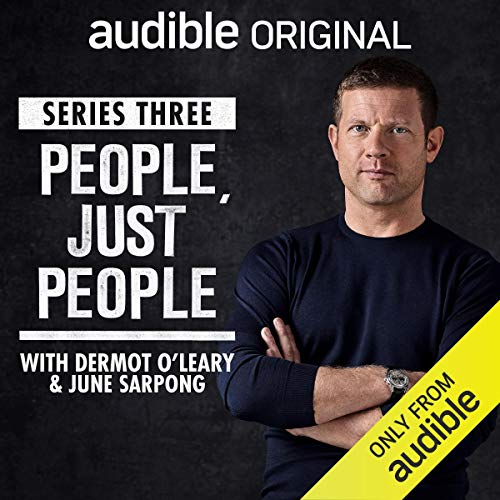 Ep 3: June Sarpong Podcast By Dermot O'Leary, June Sarpong cover art