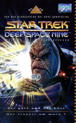 Star Trek - Deep Space Nine 6.6: Das Gute und das Böse/Wer trauert um Morn?