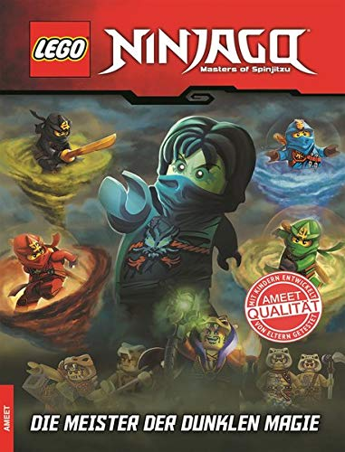 LEGO® NINJAGO®. Die Meister der dunklen Magie