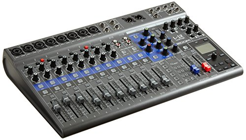 Zoom - L-12/IFS - 12-Kanal Digital Mischpult Rekorder und Audio-Interface
