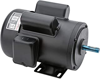 Grizzly Industrial G2534 - Motor 1-1/2 HP Single-Phase 1725 RPM TEFC 110V/220V