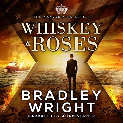 Whiskey & Roses  By  cover art