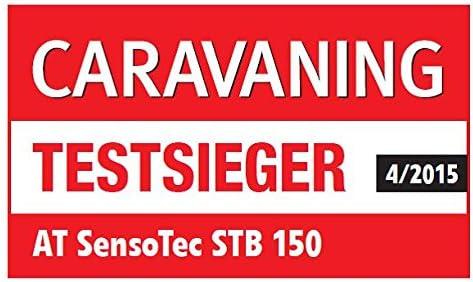Atsensotec Digitale Stützlastwaage Bis 150kg Schwarz Baumarkt