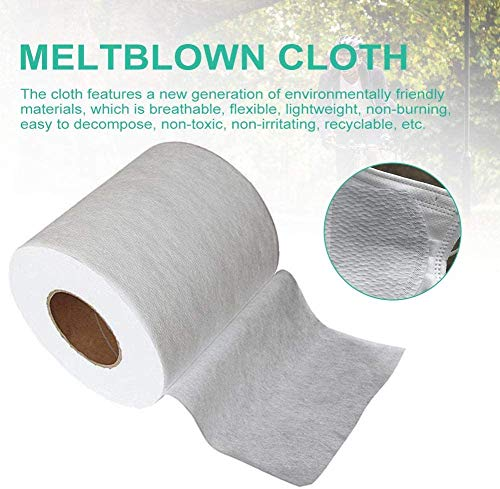 Purchase Meltblown Non-Woven Fabric 95% Polypropylene Cloth Filter Fabric Thickened Breathable Skin-...