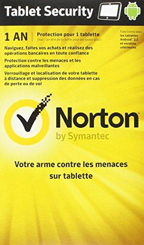 Norton Tablet Sec 2 Box - Android 2.2 et versions ultérieures