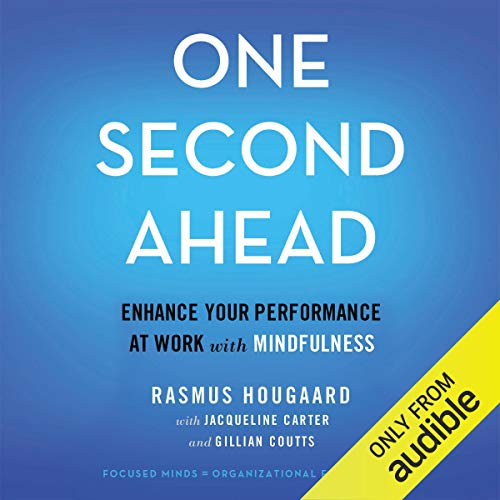 One Second Ahead audiobook cover art