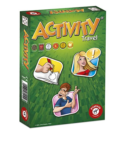 Piatnik 6041 - Activity Travel