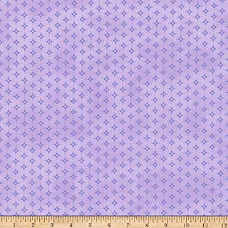 Robert Kaufman Woodside Blossom Fabric, Periwinkle, Fabric By The Yard