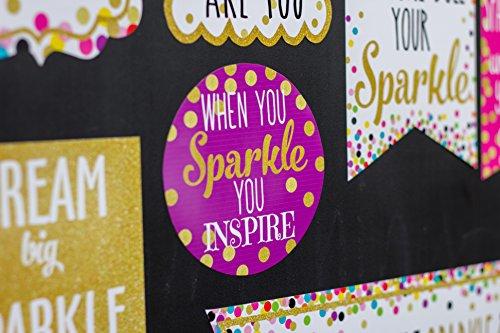 Teacher Created Resources Confetti Sparkle and Shine Mini Bulletin Board (TCR8962) Photo #3