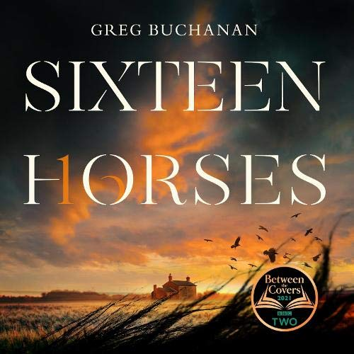 Sixteen Horses cover art