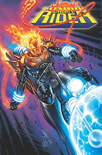 COSMIC GHOST RIDER OMNIBUS VOL. 1 HC CAMPBELL COVER
