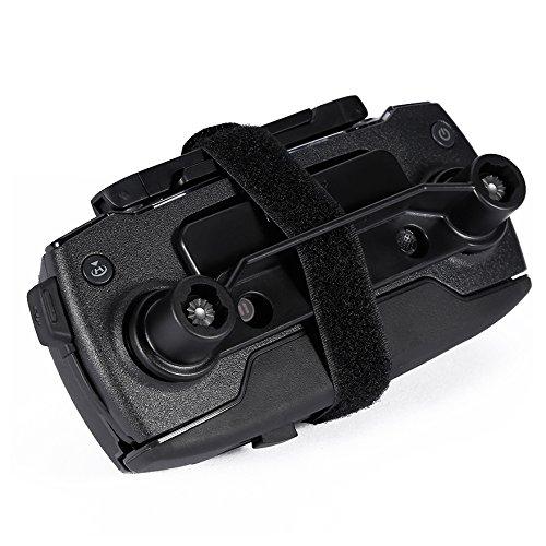 PENIVO Bâton de pouce Transport Clip contrôleur Stick Thumb pour DJI Mavic Pro (Noir)