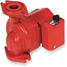 Bell & Gossett Hot Water Circulator Pump NRF-25 115V by Bell & Gossett