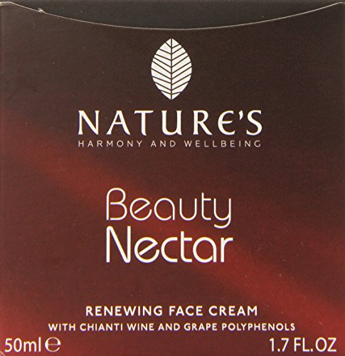 Nature's Beauty Nectar Renewal Face Cream, 1.7 Ounce by Clotho Corp