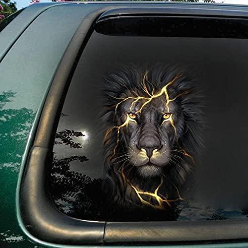Lion King Jesus Car Sticker god Lovers, Jesus car Decal