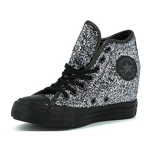 converse scarpe sportive donna con zeppa