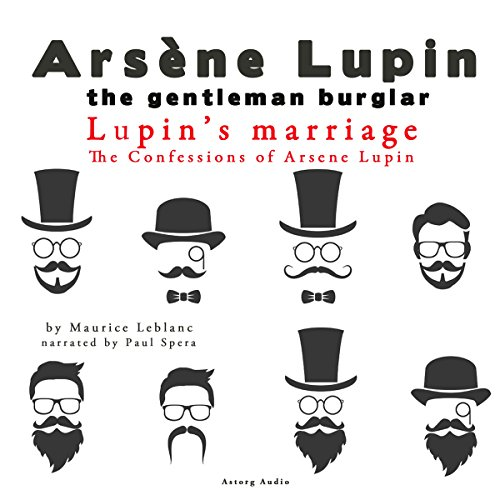 Lupin's Marriage cover art