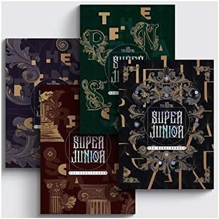 Super Junior The Renaissance OFFer Style Album 10th Be 55% OFF