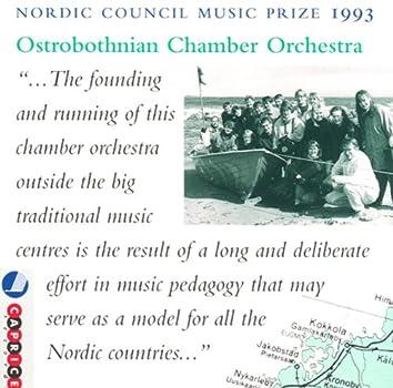 Sibelius: Rakastava / Fordell: I Folkton / Svendsen: Allt Under Himmelens