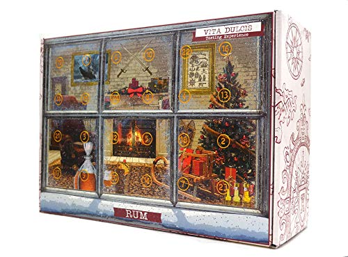 Vita Dulcis Rum Adventskalender Klassik Edition 5-24x0,02l