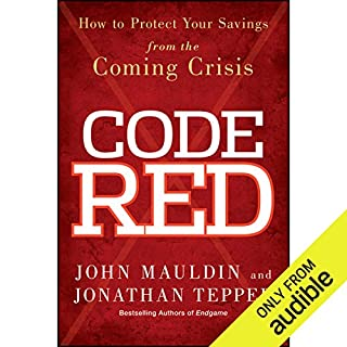 Code Red audiobook cover art