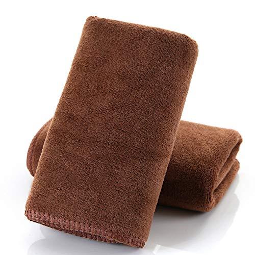 JICCH 2 Piezas Toalla Secado Coche Toalla para el Cuidado del Coche Lavado de Coches Lavado de Toallas de Limpieza del Animal doméstico de Pelo Secado Inicio Quitar el Polvo de Toallas