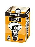 パナソニック レフ電球(屋内用) E26口金 100V100形 散光形(ビーム角 60°)