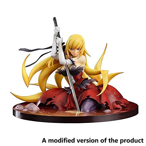 XXSDDM Kiss Shot en Acerola Orion Heart Under Blade: Oddity Killer PVC Model - Escultura Muy Detallada - Equipado con Armas - Alto 12CM (4.7Inches)