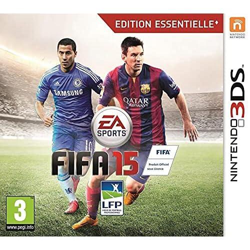 Fifa 15 - Nintendo 3DS - [Edizione: Francia]