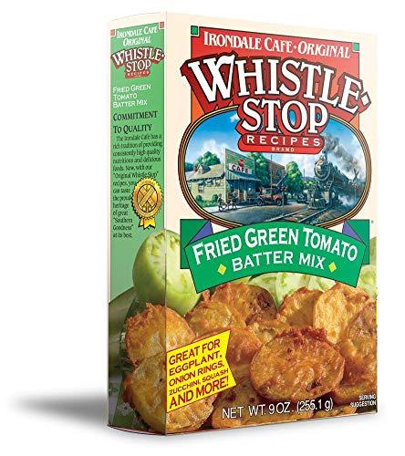 Original WhistleStop Cafe Recipes   Fried Green Tomato Batter Mix   9-oz   1 Box